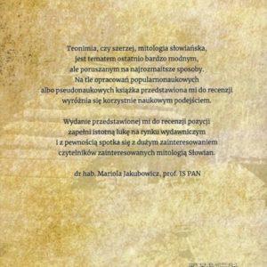Bogowie dawnych Słowian – Michał Łuczyński