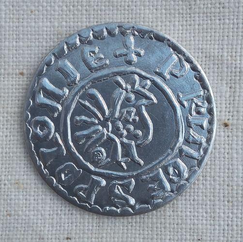 moneta, ptak heraldyczny, godło