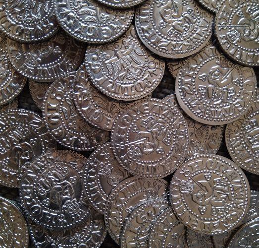 monety, Kazimierz Wielki