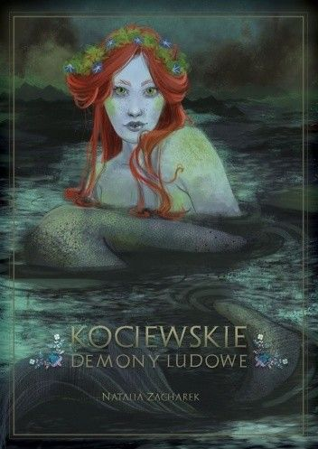 Kociewskie demony ludowe okładka książki