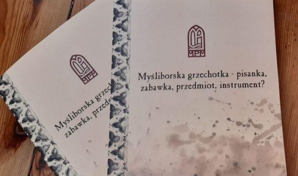 Książka Myśliborska pisanka