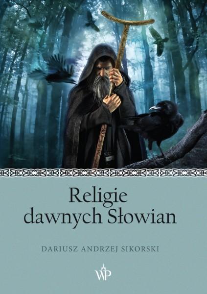 Religie dawnych Słowian okładka książki