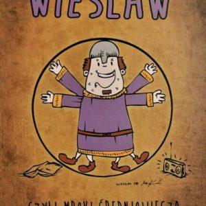 Komiks Wiesław zestaw – Maciej Kisiel