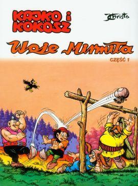 Komiks Woje Mirmiła tom 1 okładka