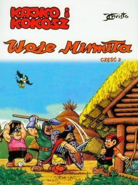 Komiks Woje Mirmiła część 2 okładka