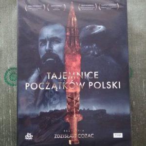 Tajemnice początków Polski – Zdzisław Cozac