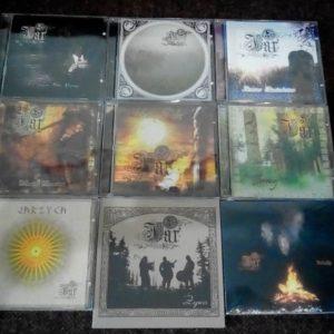 Jar – dyskografia zestaw 9 x CD