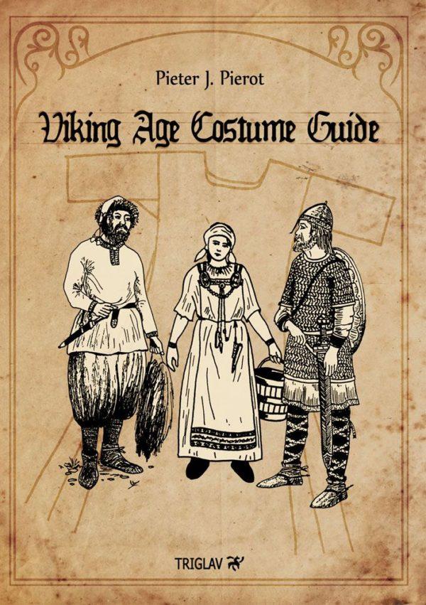 Viking Age Costume Guide okładka