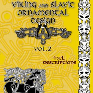 Viking and Slavic Ornamental Design vol. II