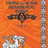 Viking and slavic ornamental design vol III - okładka książki