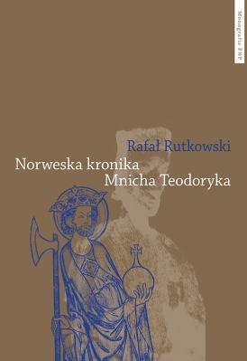 Książka Norweska kronika Mnicha Teodoryka