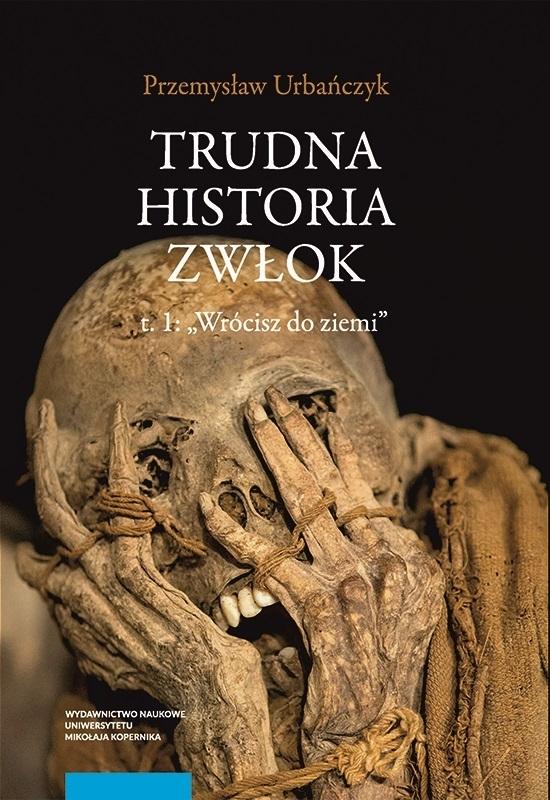 Książka Trudna historia zwłok