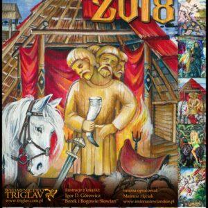Bogowie Słowian Kalendarz 2018