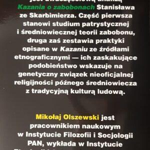 Świat zabobonów w średniowieczu – Mikołaj Olszewski