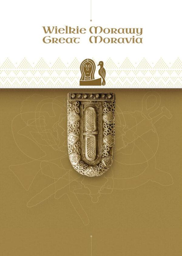 Wielkie Morawy okładka książki