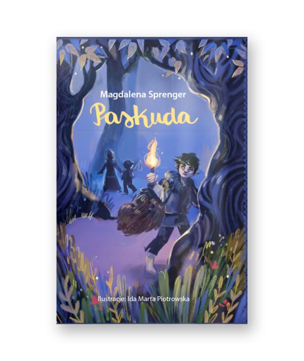 Książka Paskuda