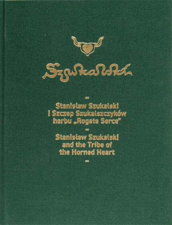 Album Stanisław Szukalski i Szczep Rogate Serce
