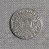 Grosz praski replika monety