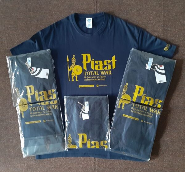 Koszulka Piast Total War